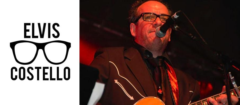 Elvis Costello at Miller High Life Theatre