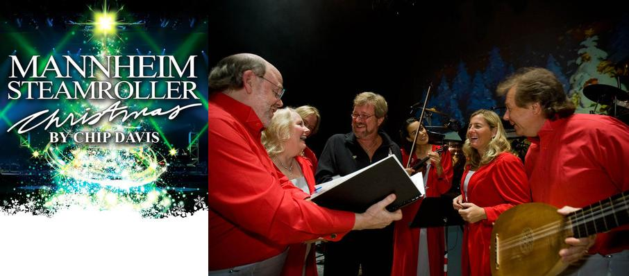 Mannheim Steamroller at Riverside Theatre