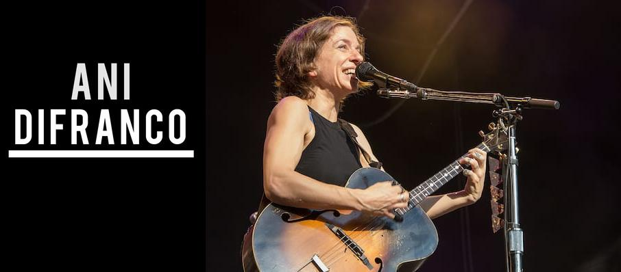 Ani DiFranco at Pabst Theater