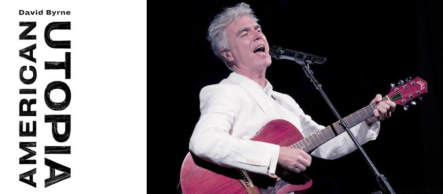 David Byrne at Riverside Theatre