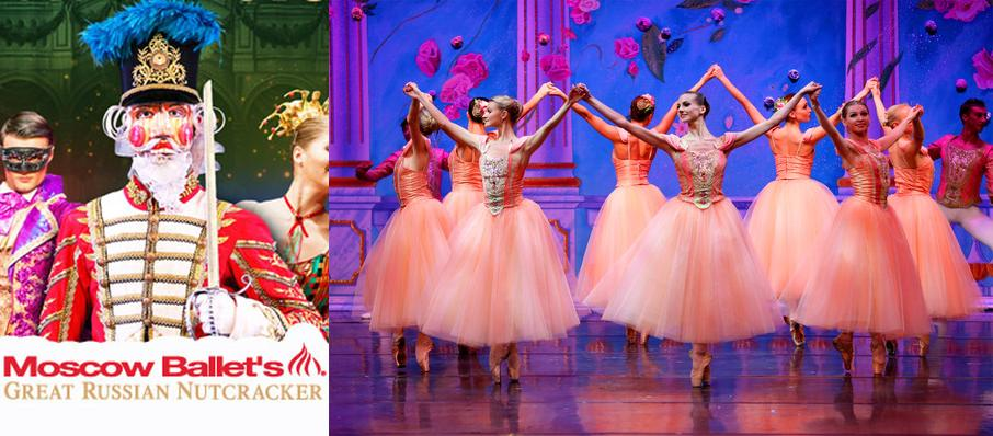 Moscow Ballet's Great Russian Nutcracker at Milwaukee Theatre