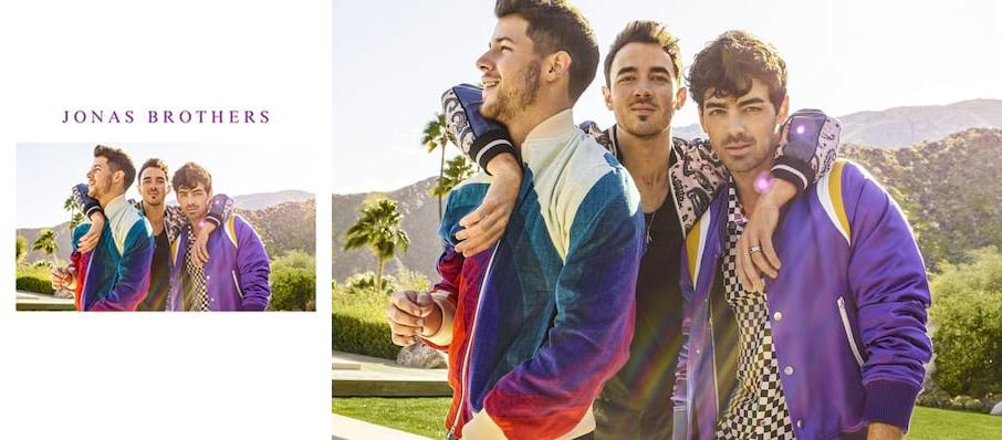 Jonas Brothers at Fiserv Forum