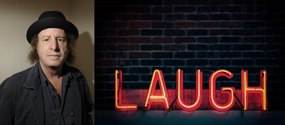 Steven Wright at South Milwaukee Performing Arts Center