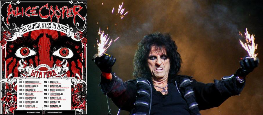 Alice Cooper at Wisconsin State Fair