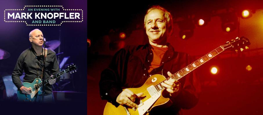Mark Knopfler at Riverside Theatre