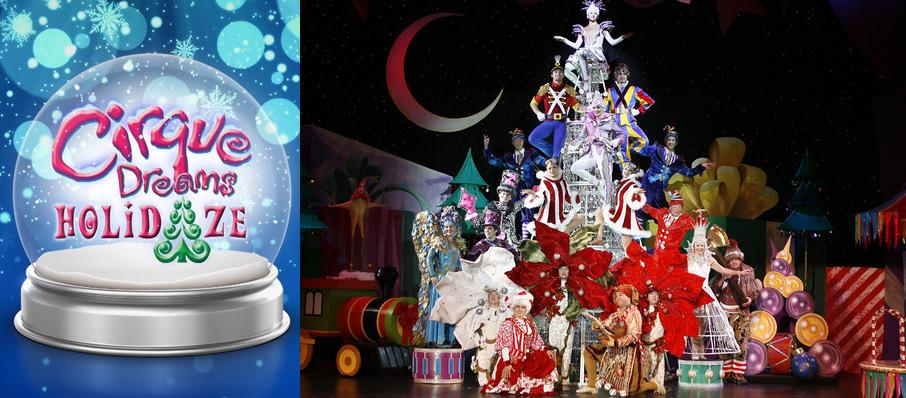 Cirque Dreams Holidaze at Riverside Theatre