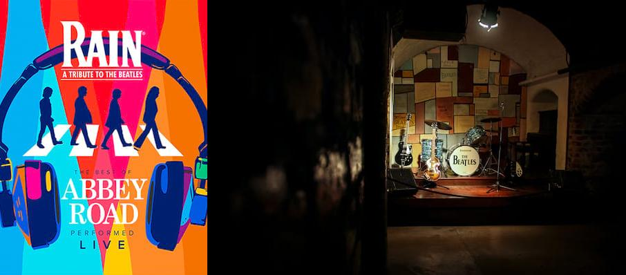 Rain - A Tribute to the Beatles at Pabst Theater