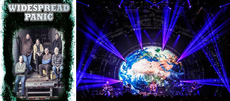 Widespread Panic at Riverside Theatre