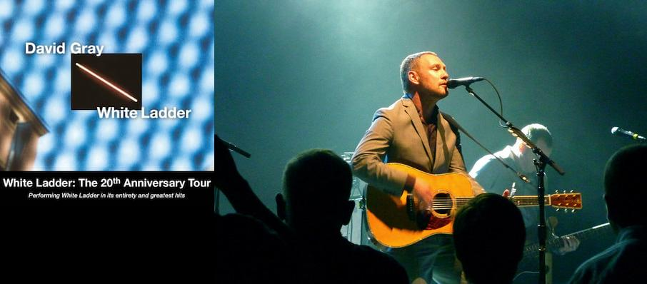 David Gray at Riverside Theatre