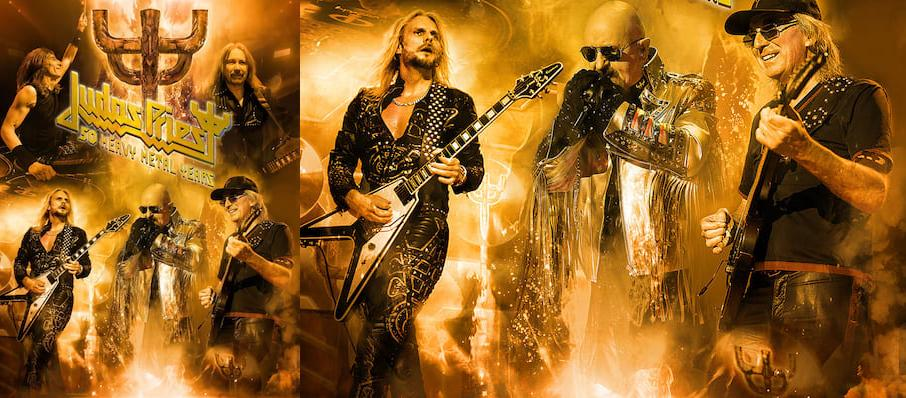 Judas Priest at Miller High Life Theatre