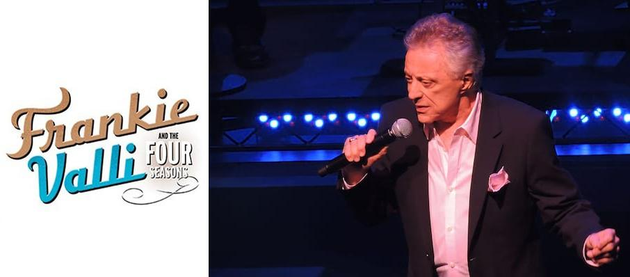 Frankie Valli & The Four Seasons at Riverside Theatre