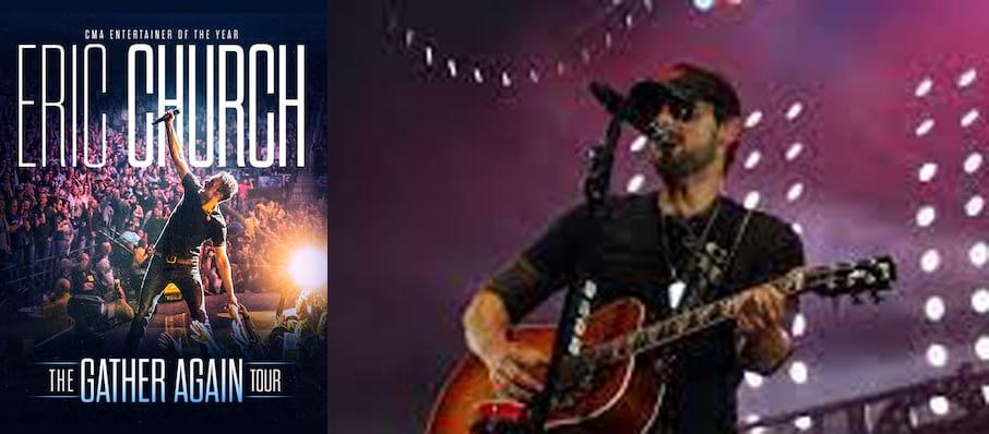 Eric Church at Wisconsin Entertainment and Sports Center