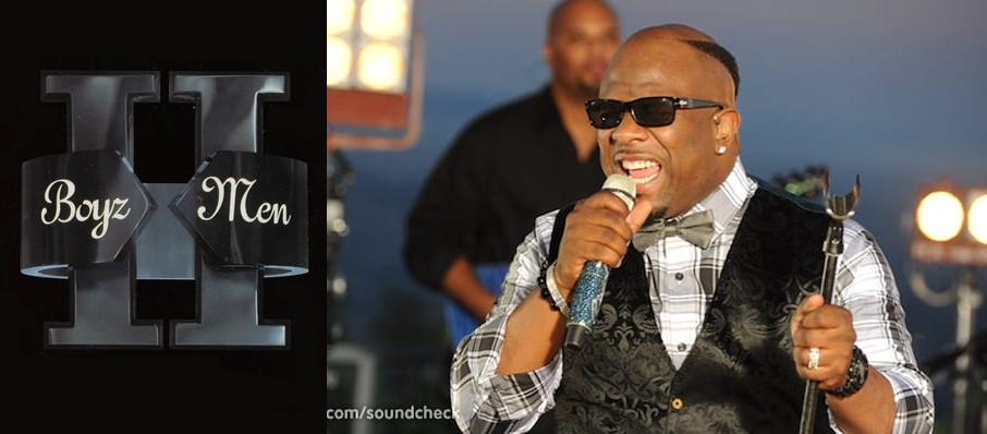 Boyz II Men at Wisconsin State Fair