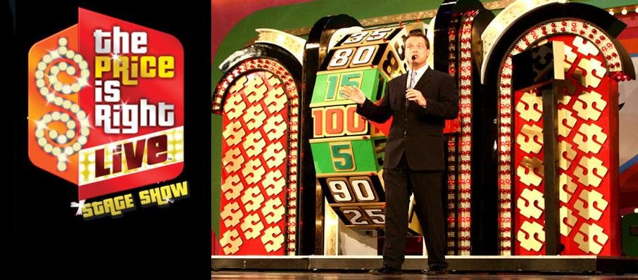 The Price Is Right - Live Stage Show at Riverside Theatre