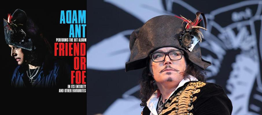 Adam Ant at Pabst Theater