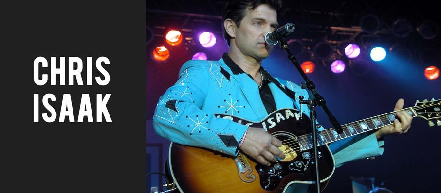 Chris Isaak at Pabst Theater