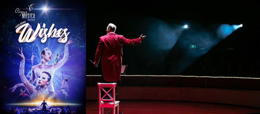 Cirque Musica at Wisconsin Entertainment and Sports Center