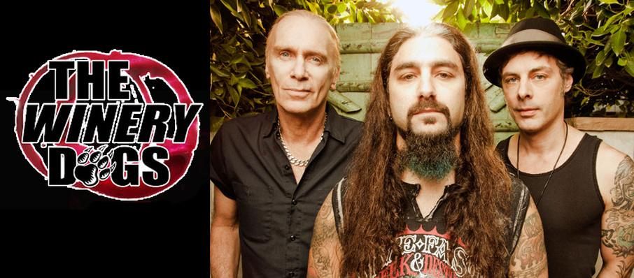 The Winery Dogs at Northern Lights Theatre