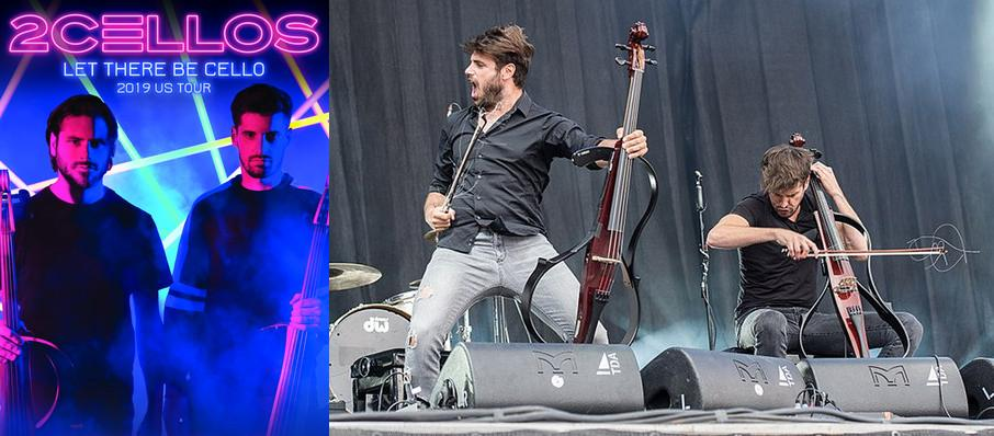 2Cellos at Wisconsin Entertainment and Sports Center