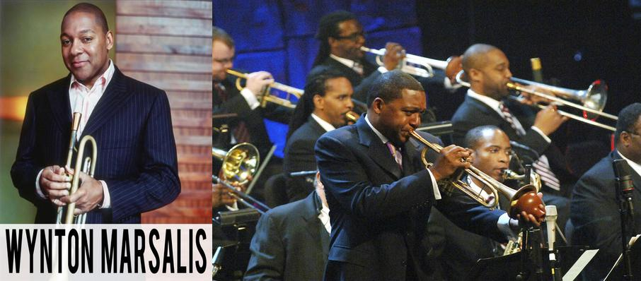 The Jazz at Lincoln Center Orchestra: Wynton Marsalis at Uihlein Hall