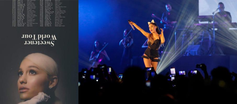 Ariana Grande at Wisconsin Entertainment and Sports Center