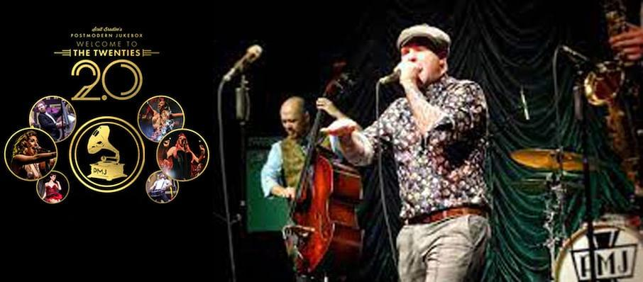 Postmodern Jukebox at Pabst Theater