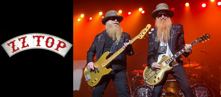 ZZ Top at BMO Harris Pavilion