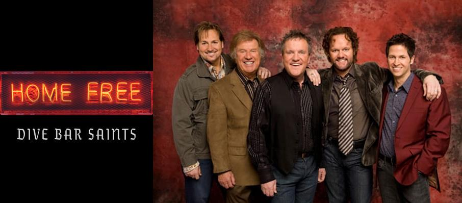 Home Free Vocal Band at Northern Lights Theatre