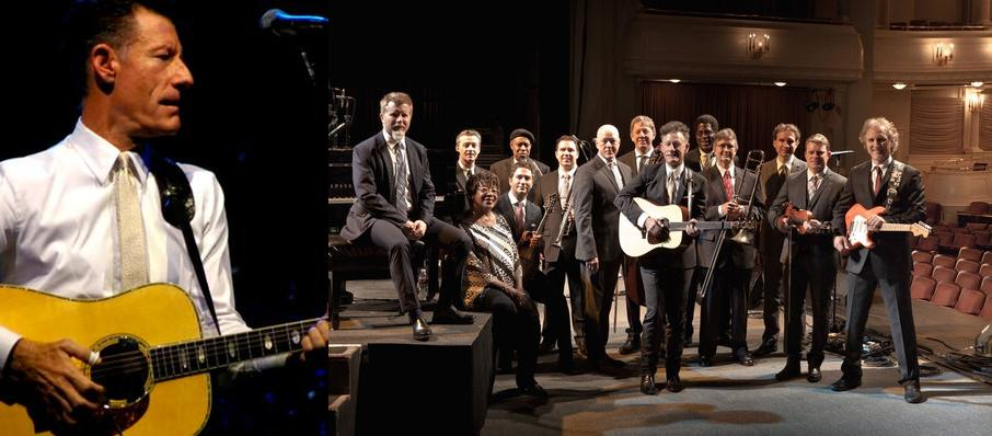 Lyle Lovett & His Large Band at Pabst Theater