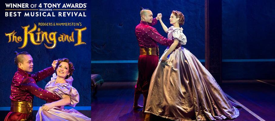 Rodgers & Hammerstein's The King and I at Uihlein Hall
