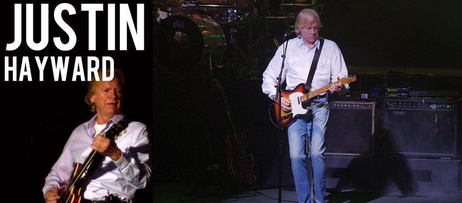 Justin Hayward at Vogel Hall