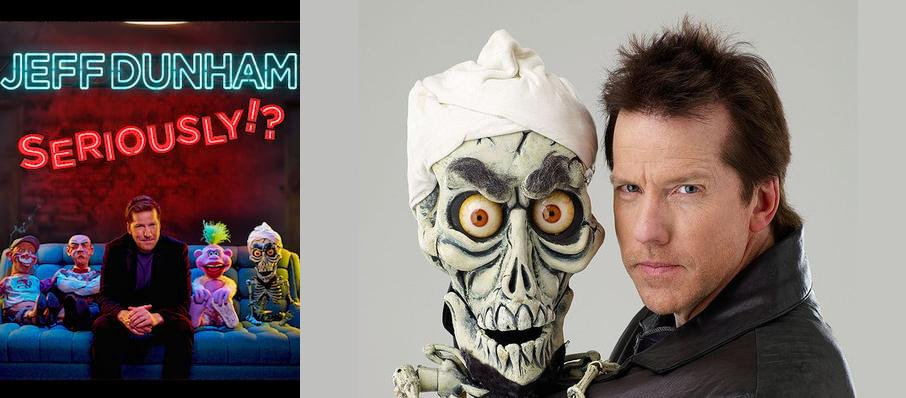 Jeff Dunham at Wisconsin State Fair