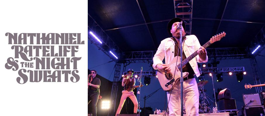 Nathaniel Rateliff and The Night Sweats at The Rave