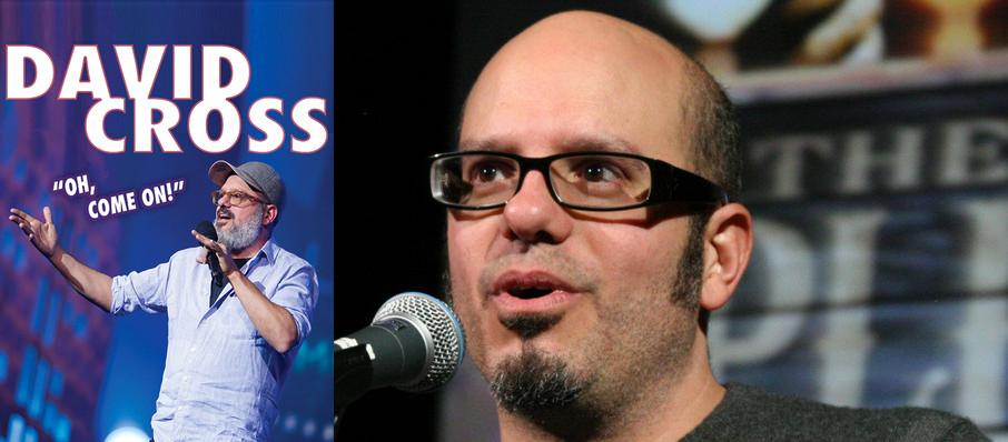 David Cross at Pabst Theater