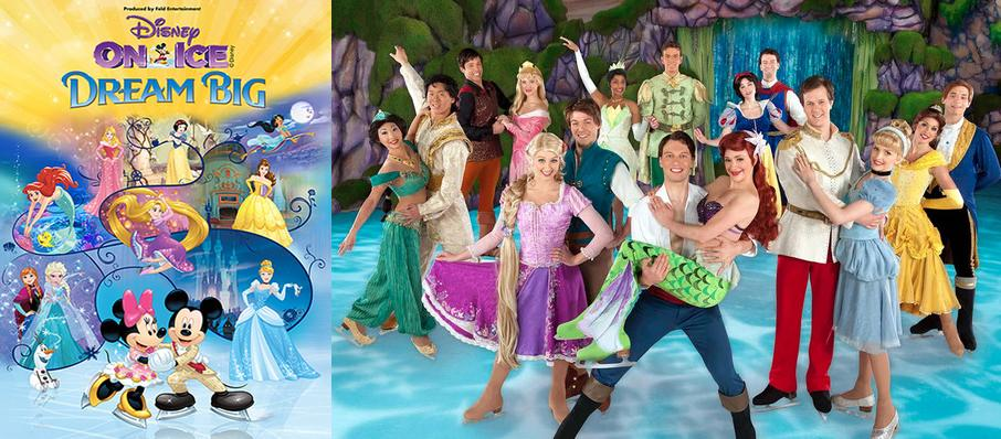 Disney On Ice: Dream Big at BMO Harris Bradley Center