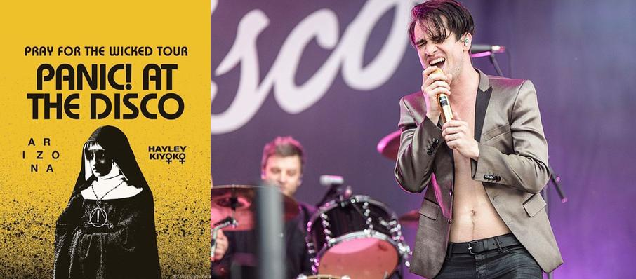 Panic! at the Disco at Wisconsin Entertainment and Sports Center