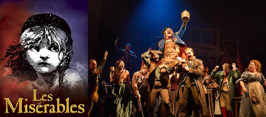 Les Miserables at Uihlein Hall