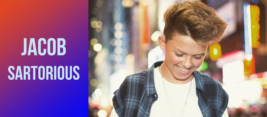 Jacob Sartorius at Turner Hall Ballroom