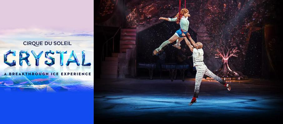 Cirque Du Soleil - Crystal at Wisconsin Entertainment and Sports Center