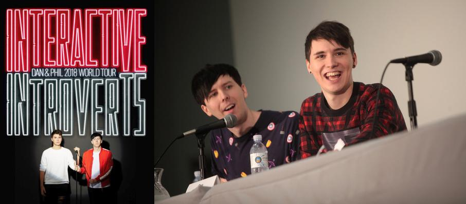 Dan and Phil at Milwaukee Theatre