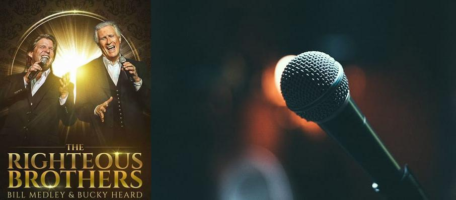 The Righteous Brothers at Pabst Theater