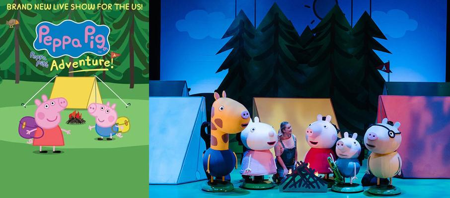 Peppa Pig Live at Riverside Theatre
