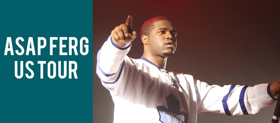 ASAP Ferg at The Rave