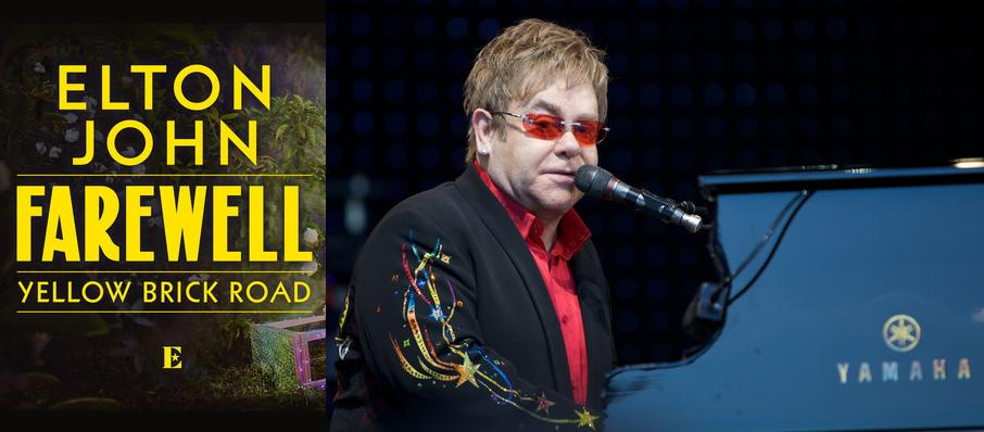 Elton John at Fiserv Forum