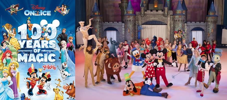 Disney on Ice: 100 Years of Magic at Wisconsin Entertainment and Sports Center