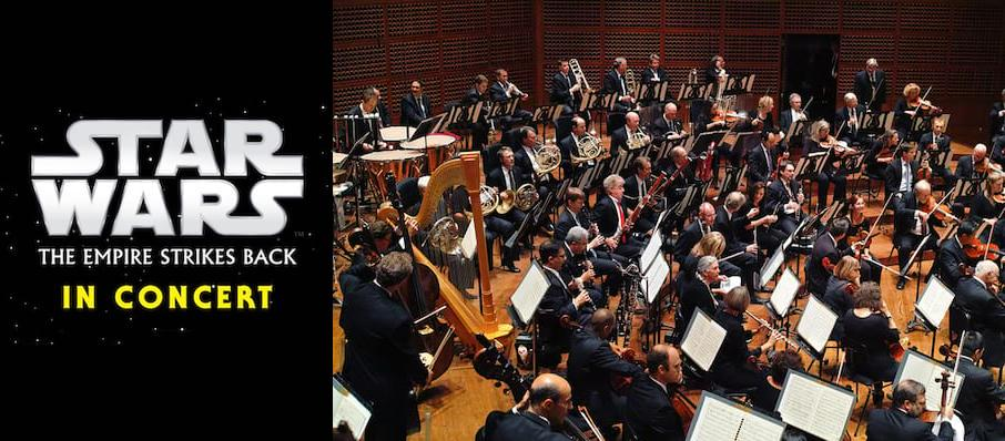 Star Wars - The Empire Strikes Back In Concert at Riverside Theatre