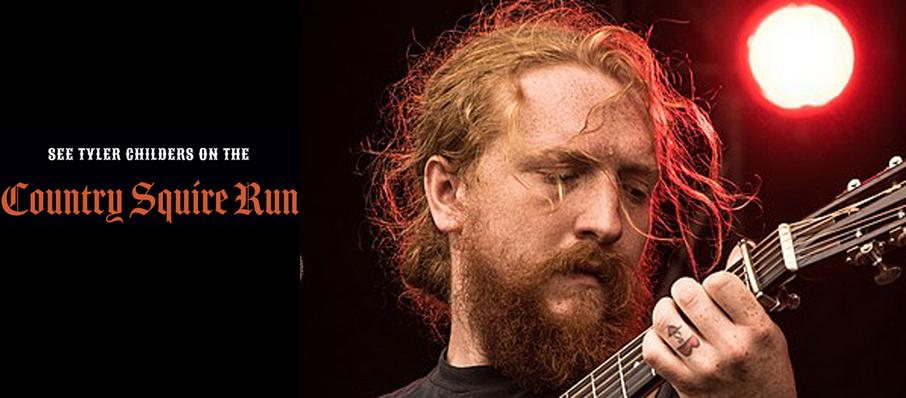 Tyler Childers at Riverside Theatre