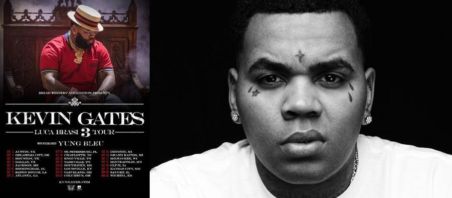 Kevin Gates at Eagles Ballroom