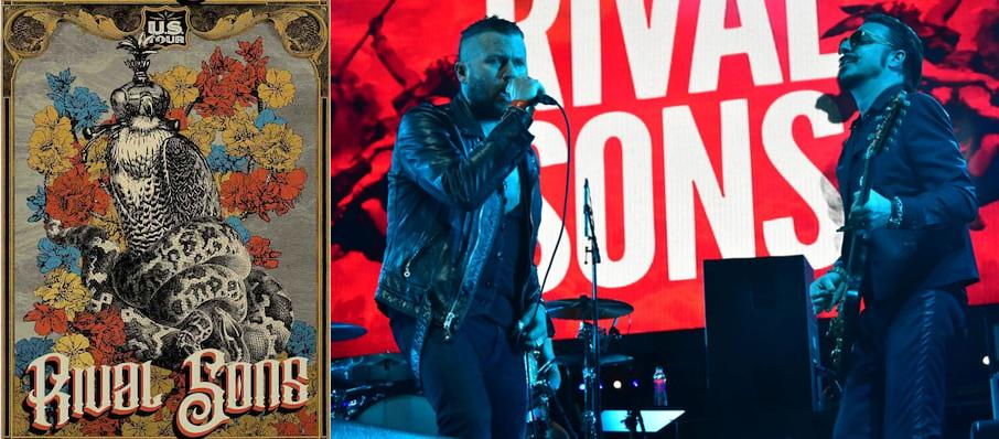 Rival Sons at Pabst Theater