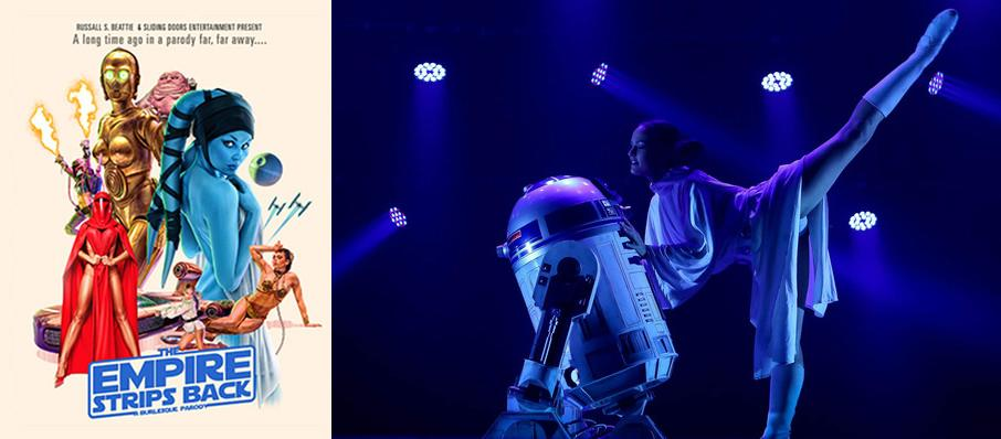 The Empire Strips Back at Riverside Theatre
